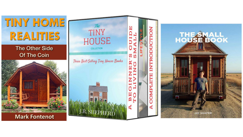 tiny house kindle book, best tiny home small living ebooks for sale