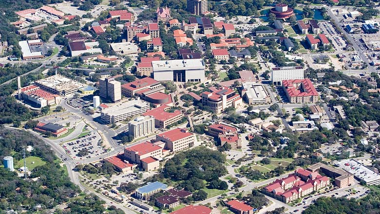 Texas State University shooting