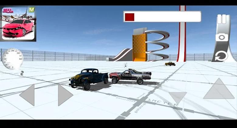 Next Gen Car Game