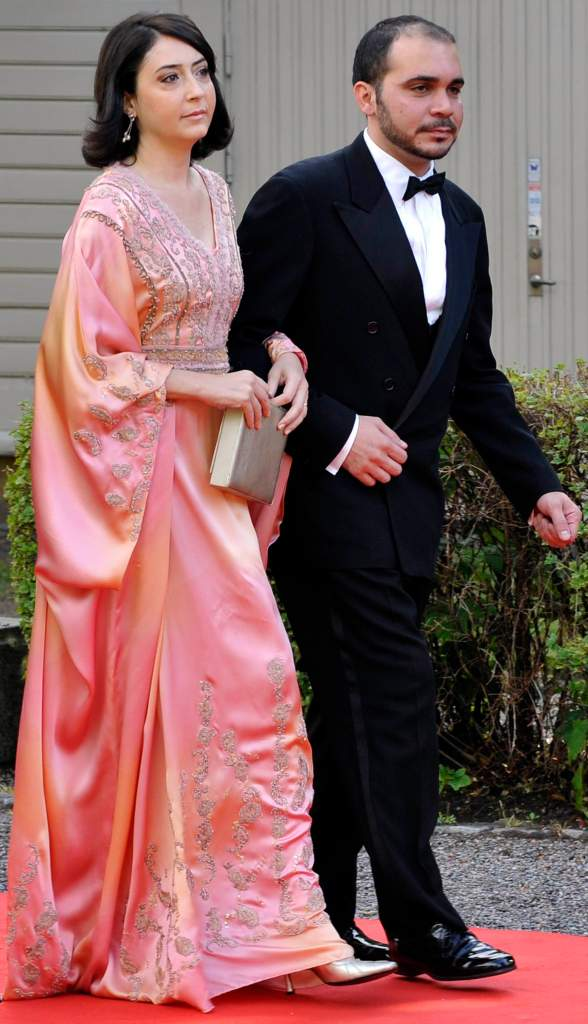 Prince Ali bin Al Hussein has been married to Princess Rym Brahimi of Jordan since 2004. (Getty)