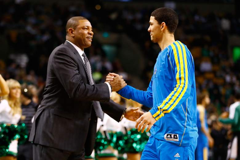 Doc Rivers, Austin Rivers, clippers, celtics, pelicans