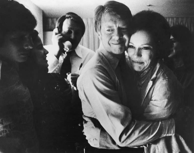 Jimmy Rosalynn Carter, president, election