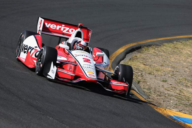 Juan Pablo Montoya is considered a favorite for the 2015 Indianapolis 500. (Getty)