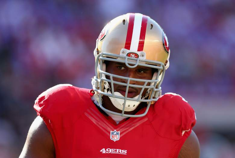 Ray McDonald played for the San francisco 49ers from 2007-14. (Getty)
