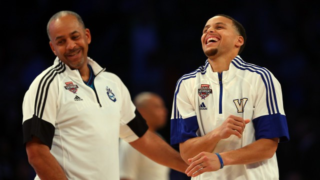 Curry Dad, Dell Curry, Steph Curry Dad