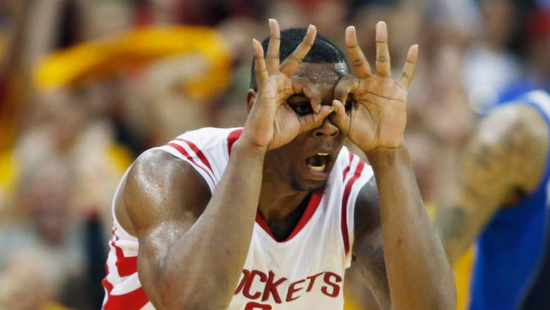 Terrence Jones Rockets