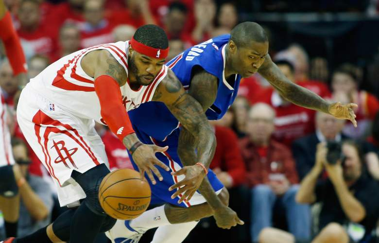 Josh Smith  L) will look to rebound from a poor performance in Game 1. Getty)