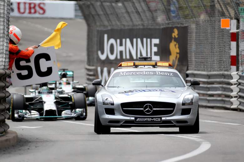 Safety cars are an inevitability at Monaco (Getty)