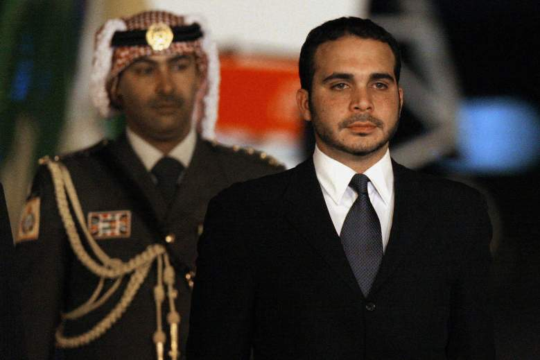 As al bin Hussein is also a prince, he has worked on such causes as developing world contacts, like as pictured here in Brazil in 2005. (Getty)