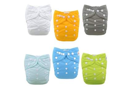 alvababy cloth diaper