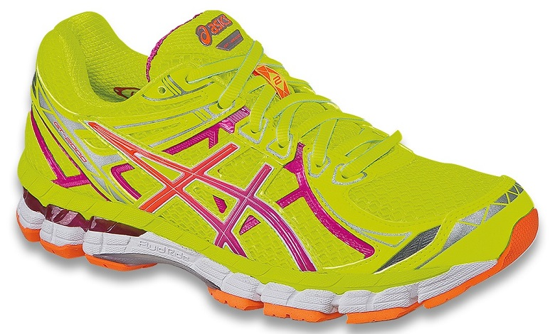 women's colorful asics running shoes