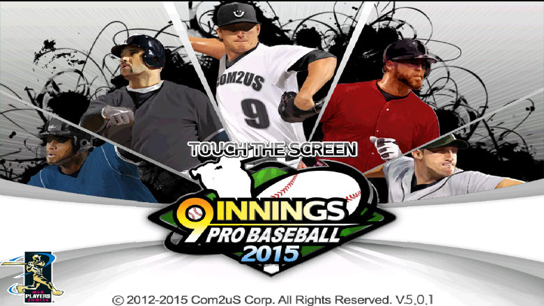 free sports games, new sports apps, 9 Innings 2015 Baseball, MLB