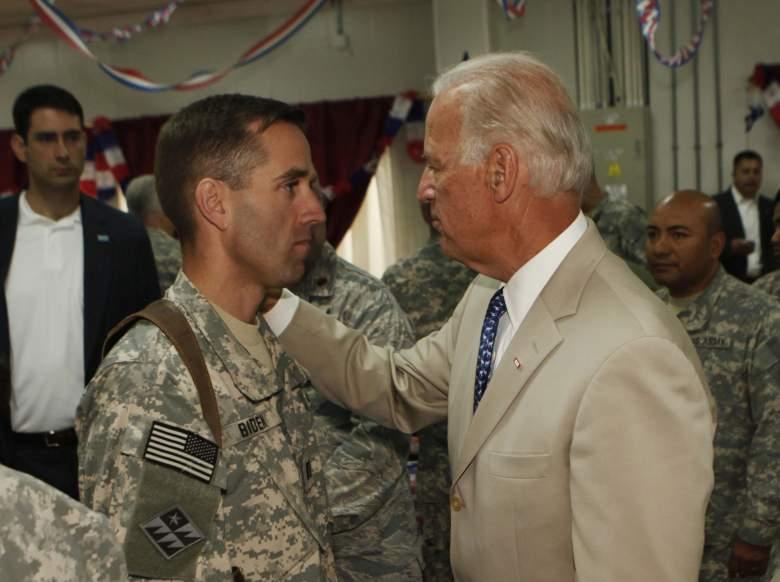 Beau Biden Army, Joe Biden son Beau, Beau Biden dead