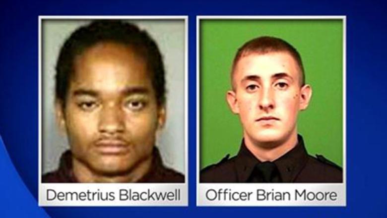 Demetrius Blackwell mugshot