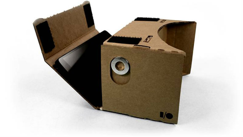 Google I/O 2015, Google VR, Google Cardboard