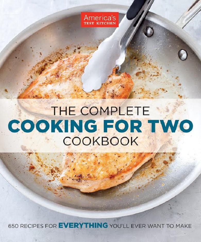 complete cookbook for two, cookbook