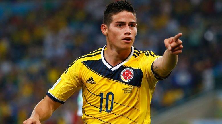 Copa America 2015 Colombia, Copa America 2015 Squad Lineup