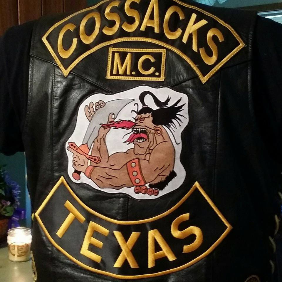 Cossacks Motorcycle Club, Cossacks biker gang, cossacks waco