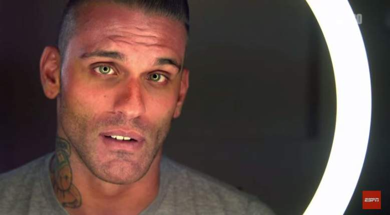 Corey Graves is one of the WWE Network's most popular personalities. (YouTube/ESPN)