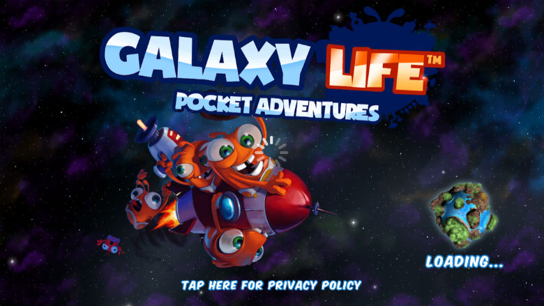 free role-playing games, new strategy games, Galaxy Life for iPhone