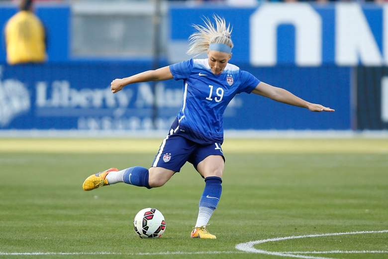 The United States opens World Cup play on June 8 vs. Australia. (Getty)