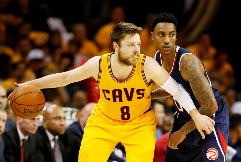 Matthew Dellavedova, Cavs, basketball, NBA