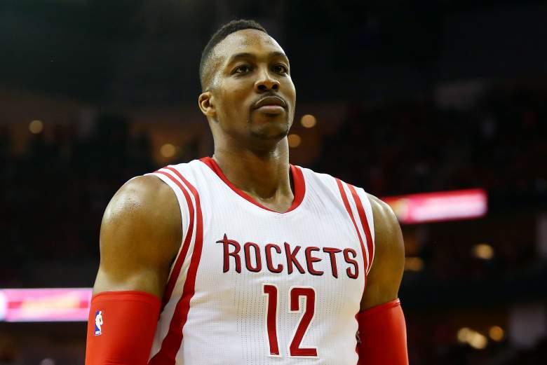 Dwight Howard, NBA,