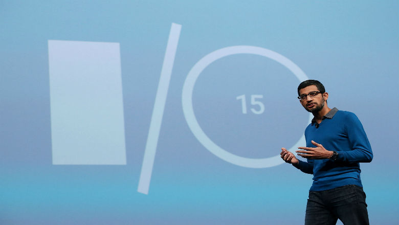 google i/o 2015, google conference,