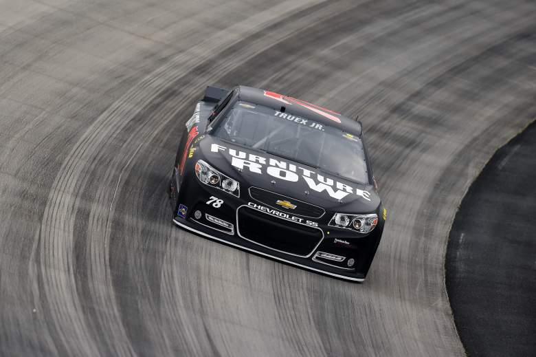 Martin Truex Jr.will start in the No. 2 spot in Sunday's FedEx 400 benefiting Autism Speaks. (Getty)