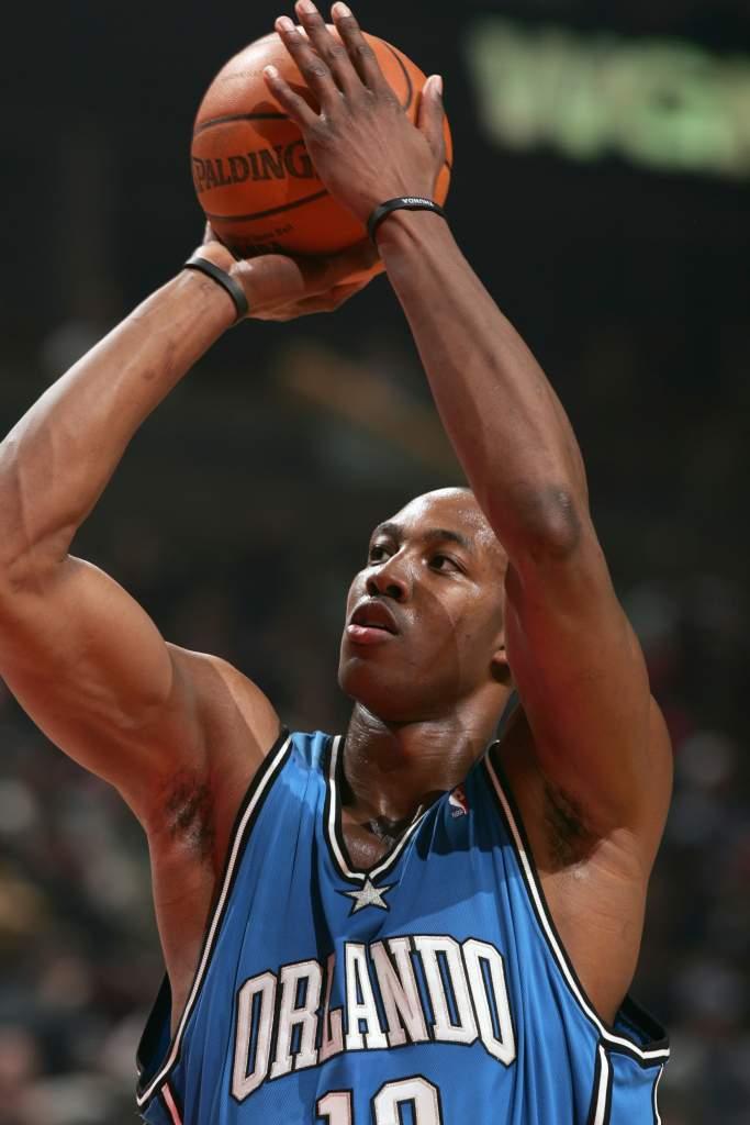 Dwight Howard, Orlando Magic, NBA