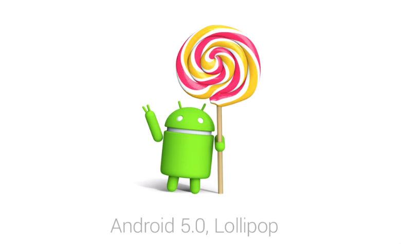 Google I/O, Google conference 2015, Android Lollipop