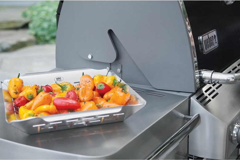 grilling accessories, best grilling accessories, top grilling accessories, Cuisinart CGS-5014 14-Piece Deluxe Stainless-Steel Grill Set, cuisinart grill set, cuisinart grilling accessories, Weber Style 6434 Professional-Grade Vegetable Basket, weber vegetable basket, weber grilling accessories, Weber 6492 Original Instant-Read Thermometer, weber instant-read thermometer, instant-read grilling thermometer, Mr. Bar-B-Q 94001X 18-Piece Stainless-Steel Barbecue Set with Storage Case, mr bar-b-q grilling accessories, Weber 6494 12-Inch 3-Sided Grill Brush, weber grill brush, best grill accessories kit, best grill accessories for dad, best grilling accessories 2017, best grilling accessories gifts,