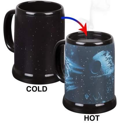 heat activated star wars mug