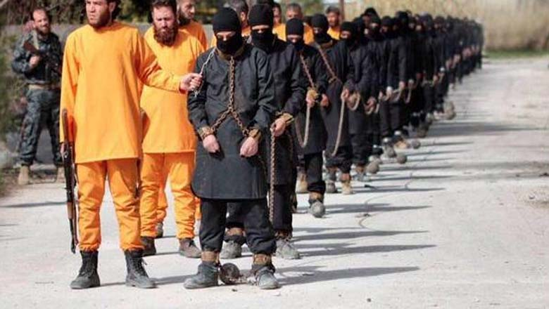 ISIS Mass Execution Joshua Wheeler