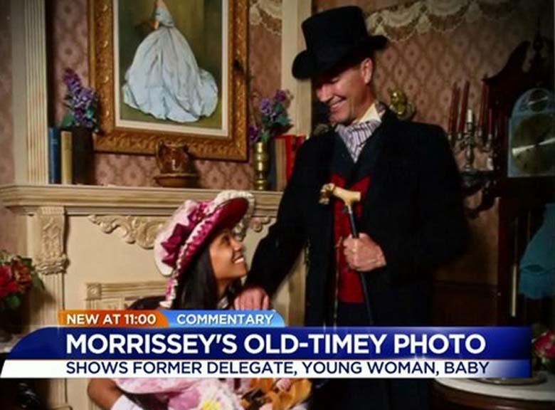 Joe Morrissey Babymama
