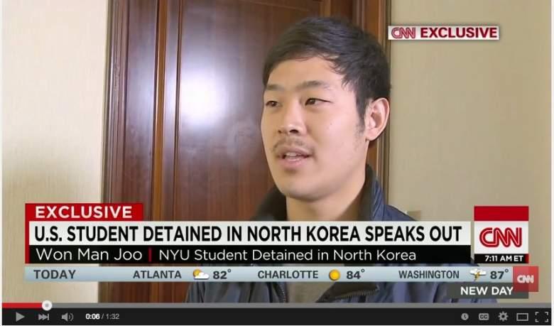 Won-Moon Joo, North Korea, South Korea