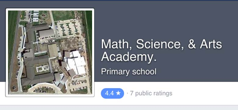 Math, Science and Arts Academy-West