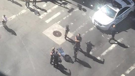 David Baril, Midtown officer involved shooting, manhattan officer involved shooting, nypd shooting midtown david baril