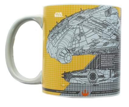 millennium falcon tech mug
