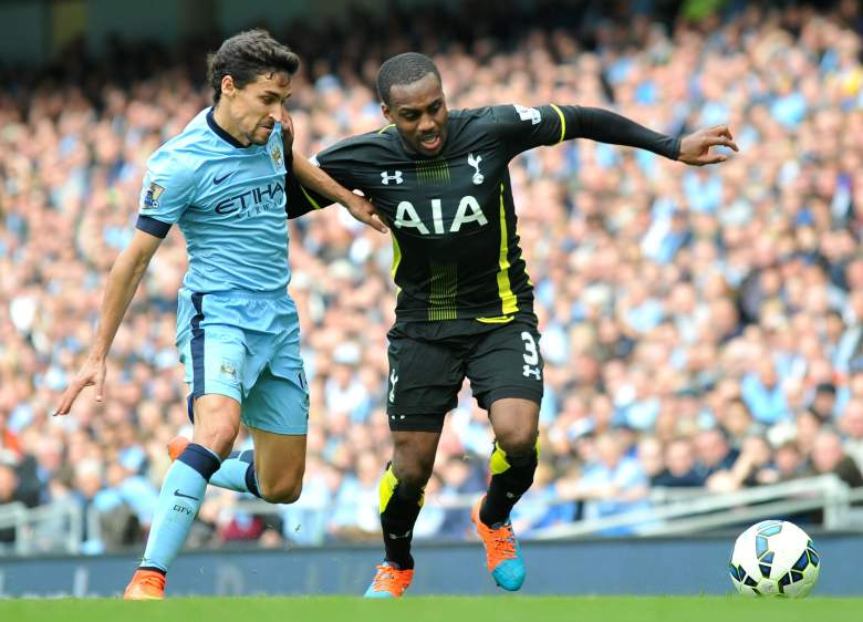jesus navas, danny rose, manchester city, tottenham, spurs, premier league