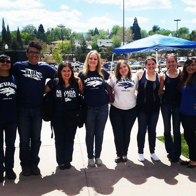 University of Nevada Glee Club Facebook