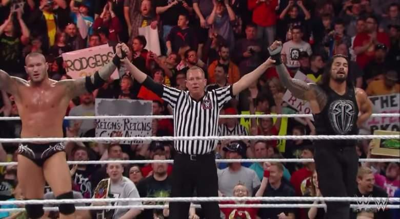 Randy Orton, Roman Reigns