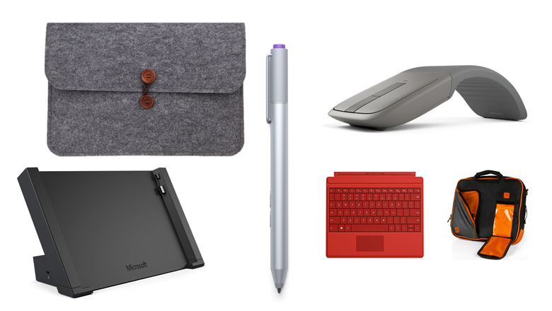 Microsoft Surface 3 Tablet Accessories, best Microsoft Surface 3 Tablet Accessories, Microsoft Surface 3, surface 3 accessories, best surface 3 accessories, surface accessories, tablets, tablet, tablet accessories, microsoft surface accessories