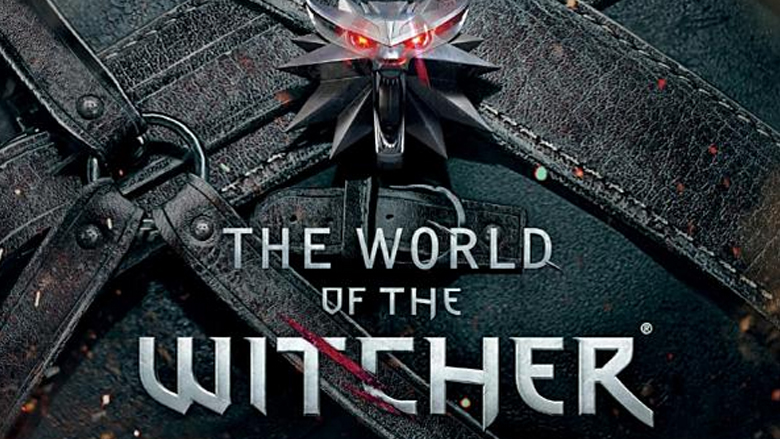the world of the witcher bookj