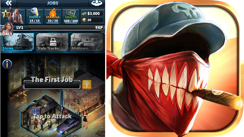 free role-playing games, new strategy games, Underworld Empire