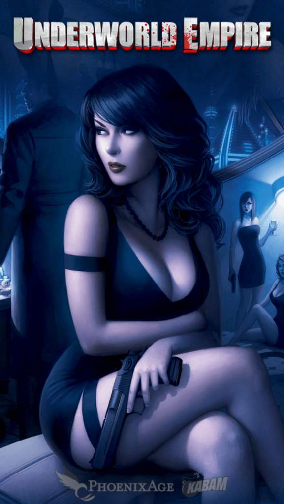 free role-playing games, free strategy games, Underworld Empire