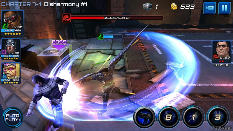 Marvel Future Fight Guide