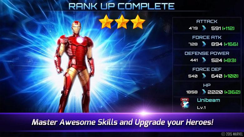 Marvel Future Fight Tips