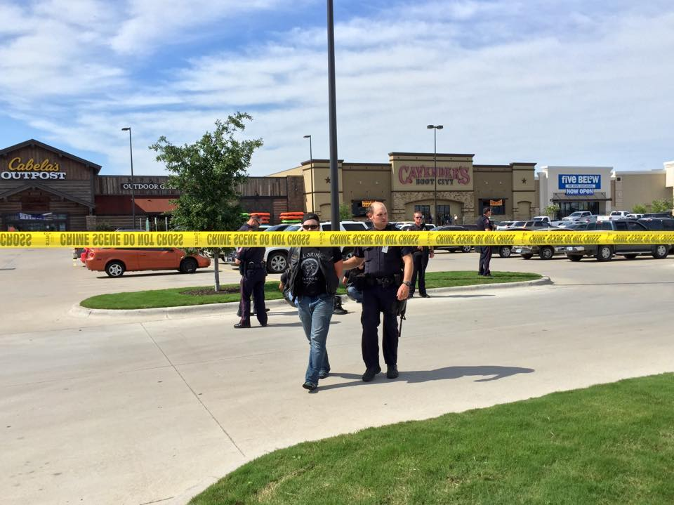 Waco shooting, waco gang shooting, waco biker gang shooting