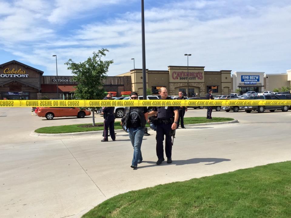 Waco shooting, waco gang shooting, waco biker gang shooting